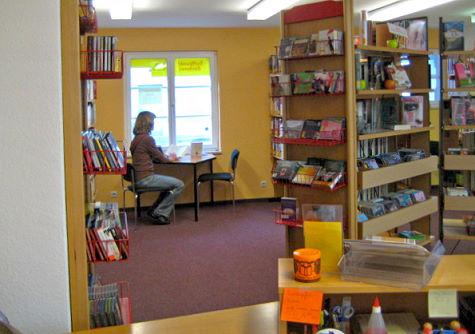 katholische öffentliche Bücherei St. Fridolin