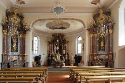 Kirche St. Leodegar und Marzellus