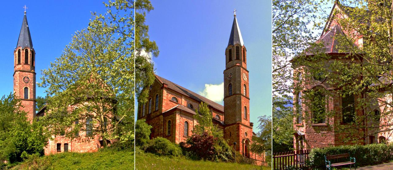 St. Martinskirche Obersäckingen
